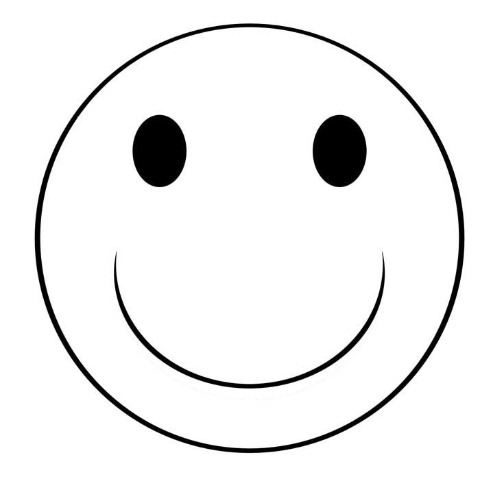 60 dessins de coloriage smiley imprimer sur page 3 - Image de smiley a imprimer ...