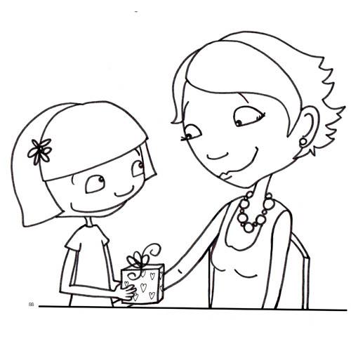 35 dessins de coloriage maman imprimer sur laguerchecom page 1 - Coloriage Maman