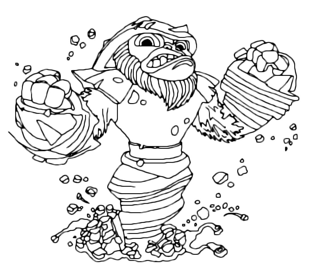 83 dessins de coloriage skylanders imprimer sur page 1 - Dessin de skylanders ...